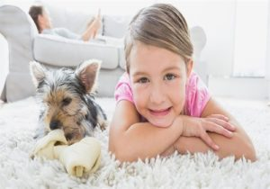 аллергия на ковер у детей