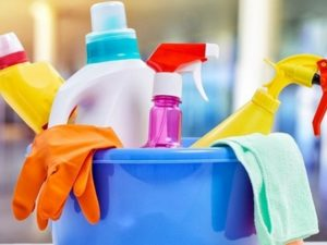 средства для чистки мебели