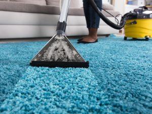 чистка ковров эффективная