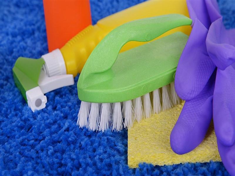 чистка ковров домашними средствами