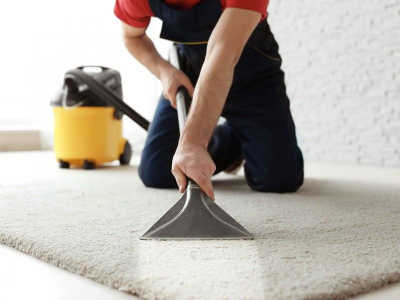 чистка ковролина в домашних условиях