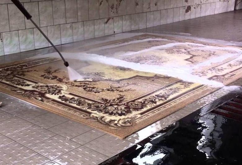 мойка ковров керхером