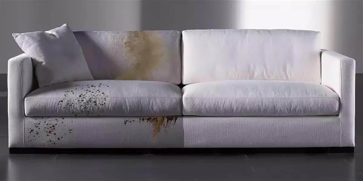 чистка чехлов для диванов